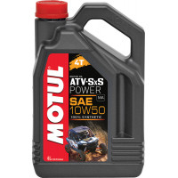 Motul ATV/SXS Power 4T Full...