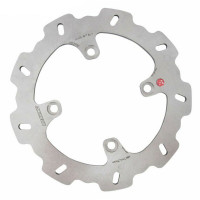 Braking W-Fix Rear Brake Rotor