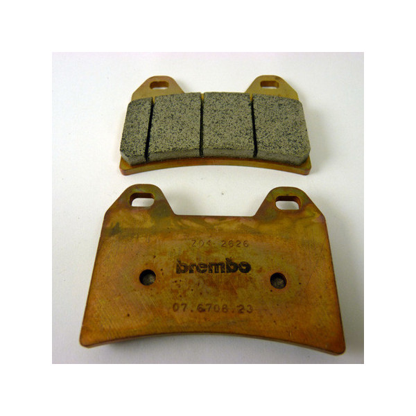Brembo Z04 Compoud 3034hp Brake Pads For Radial Billet Calipers Bayside Performance Canada