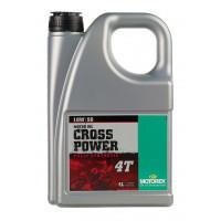 Motorex Cross Power 4T Full...