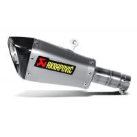 10-21 Yamaha R6 Akrapovic...