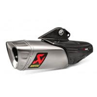 15-20 Yamaha R1/M Akrapovic...