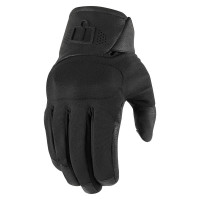 Icon Tarmac2 Gloves Black