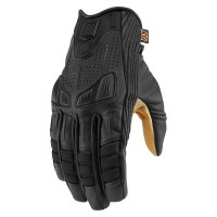 Icon 1000 Axys Gloves Black