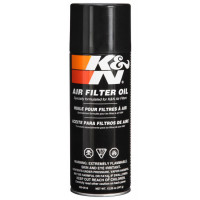 K&N Air Filter Oil 12oz/347gr