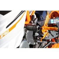 15-16 KTM RC390 Sato Racing...