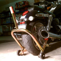 Pitbull Triumph Thunderbird...