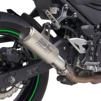 19-21 Kawasaki Z400...
