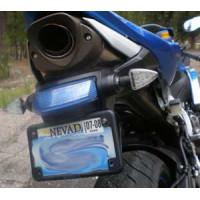 07-12 Honda CBR 600RR Clear...