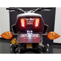 17-20 Yamaha FZ09/MT09...