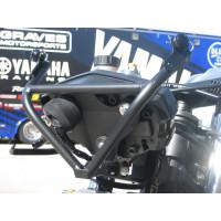 15-17 Yamaha R3 Graves...