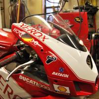 Ducati 999 New Rage Cycles...