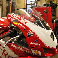 Ducati 749 New Rage Cycles...