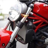 Ducati Monster 821 New Rage...