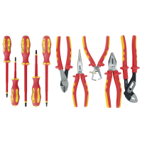 JET Tools 10 Piece VDE Tool...