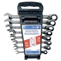 JET Tools 8 Piece Long SAE...
