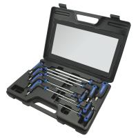 JET Tools 9 Piece S2 Steel...