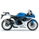 11-17 Suzuki GSXR 600/750 Arrow Motorcycle Exhaust