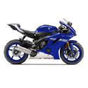 17-18 Yamaha YZF-R6 Arrow Motorcycle Exhaust
