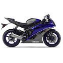 12-16 Yamaha YZF-R6 Arrow Motorcycle Exhaust