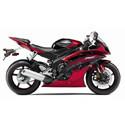 06-07 Yamaha YZF-R6 Arrow Motorcycle Exhaust