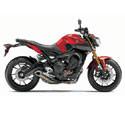 Yamaha FZ-09 / MT-09 Arrow Motorcycle Exhaust