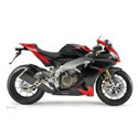 10-12 Aprilia RSV4 Competition Werkes Motorcycle Exhaust