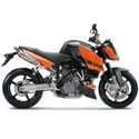 05-08 KTM Superduke Graves Motorcycle Exhaust