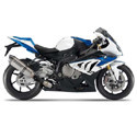 BMW S1000RR M4 Performance Motorcycle Exhaust