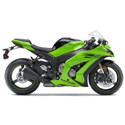 Kawasaki ZX10R M4 Performance Motorcycle Exhaust
