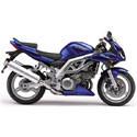 Suzuki SV1000 M4 Performance Motorcycle Exhaust