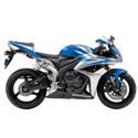 09-12 Honda CBR 600RR Scorpion Motorcycle Exhaust