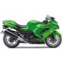 12-19 Kawasaki ZX14 Scorpion Motorcycle Exhaust
