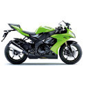 08-10 Kawasaki ZX10R Scorpion Motorcycle Exhaust