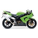 04-05 Kawasaki ZX10R Scorpion Motorcycle Exhaust