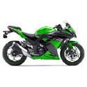 13-16 Kawasaki Ninja 300 Scorpion Motorcycle Exhaust