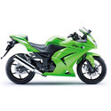 08-12 Kawasaki Ninja 250R Scorpion Motorcycle Exhaust