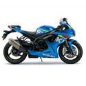 11-19 Suzuki GSXR 750 Scorpion Motorcycle Exhaust