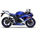 08-10 Suzuki GSXR 750 Scorpion Motorcycle Exhaust