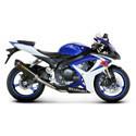 06-07 Suzuki GSXR 600 Scorpion Motorcycle Exhaust