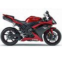 07-08 Yamaha YZF-R1 Scorpion Motorcycle Exhaust
