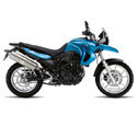 BMW F650GS Two Brothers Racing Motorcycle Exhaust