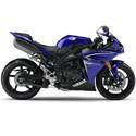 Yamaha Yoshimura Motorcycle Exhaust