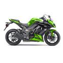11-12 Kawasaki Ninja 1000 Motorcycle Brake and Clutch Levers