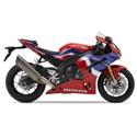 Honda LighTech Adjustable Motorcycle Racing Rearsets