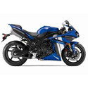Yamaha LighTech Adjustable Motorcycle Racing Rearsets
