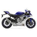 Yamaha YZF-R1 LighTech Rearsets