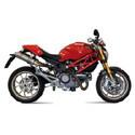 Ducati Monster Woodcraft Racing Adjustable Motorcycle Rearsets