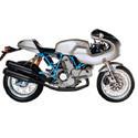Ducati Paul Smart Woodcraft Racing Adjustable Motorcycle Rearsets