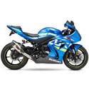 01-13 Suzuki GSXR 1000 Driven Racing Motorcycle Axle Block Sliders